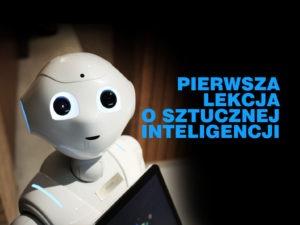 pierwsza lekcja o sztucznej inteligencji